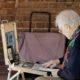 clínica para idosos