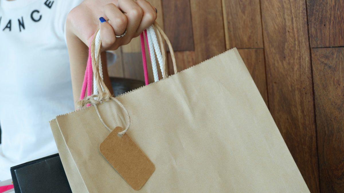 loja em shopping