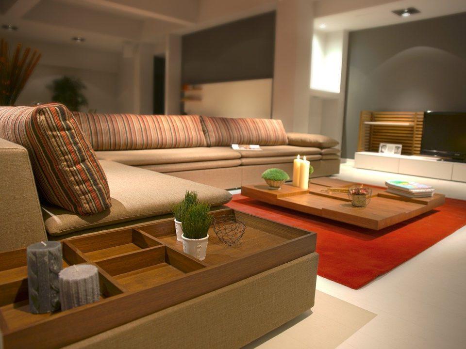 designer e arquitetura para salão de beleza