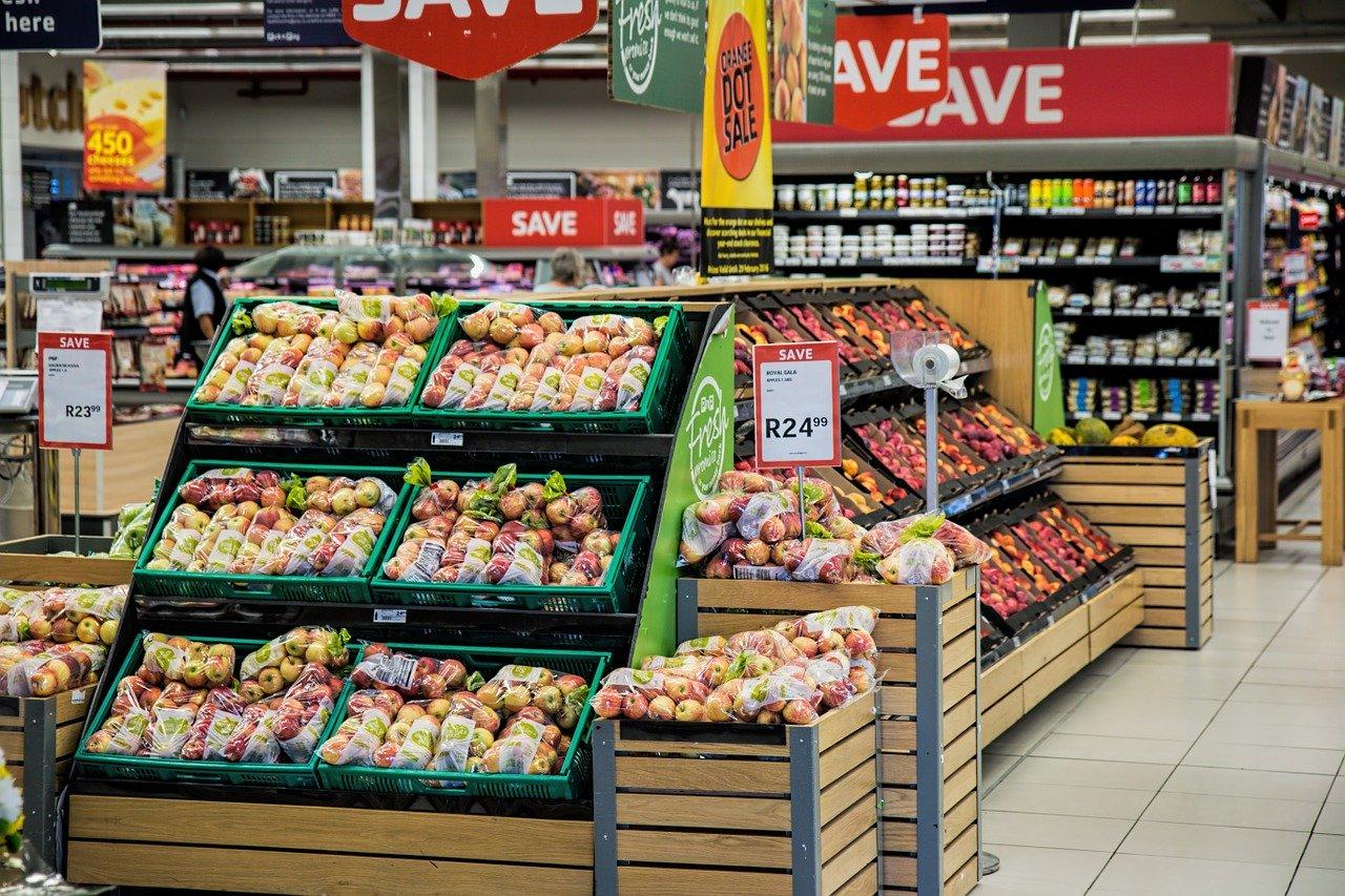 aprenda como montar um supermercado