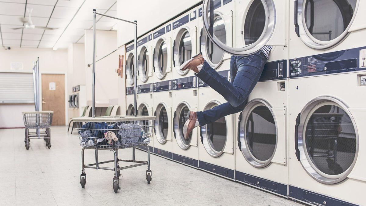 como montar uma lavanderia - abrir empresa